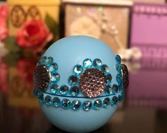 Bedazzled EOS Lip Balm