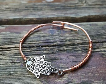 Hand of Fatima/ Hamsa bracelet