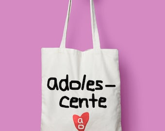 Teen Tote Bag AO