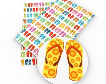 flipflop summer synthetic leather