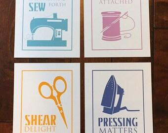 Sewing Sayings