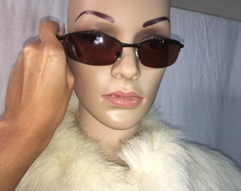 Vintage Driving Lens Sunglasses