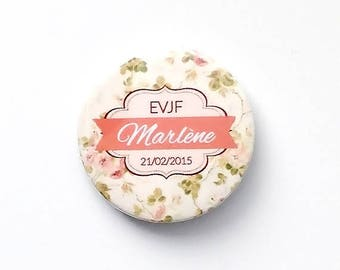 Sup for vintage bachelorette party kit 38 mm badge