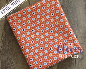 Quilting Fabric, Riley Blake, Play Ball Square by Lori Whitlock, Yardage, Boy, Squares, Bright