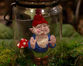 Gnome in a Jar