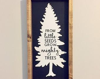 Mighty Trees - Black