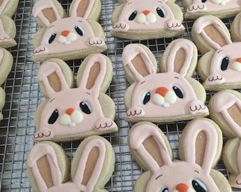 Harry the Bunny Cookies