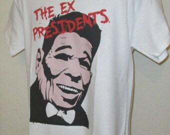 Point Break Ex Presidents sublimation T shirt TIJjxNbM
