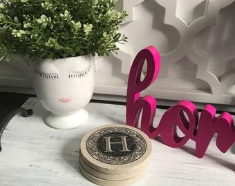 Ceramic Vase / Makeup Brush Holder / Cute Ceramic Vase / Pen Holder / Flower Pot / Planter / Flower Vase / Decor / Bathroom Organization