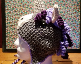 Sock Unicorn Hat (an alternative to a Sock Monkey Hat)