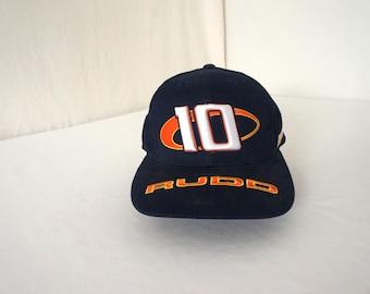 Ricky Rudd 10 Tide Racing Ball Cap NASCAR Vintage