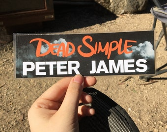 Peter James Bookmarks - Roy Grace Books