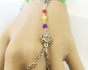 Finger Chain Bracelet