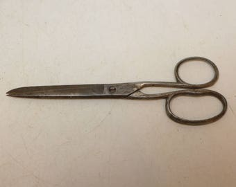 Vintage Sewing Scissors -Antique Sewing Scissors - Sewing Accessories