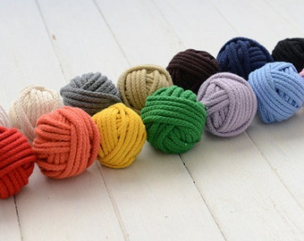 6 Yards, 5mm /  0.2 inch Width, Natural Style Rope / Decorative Rope