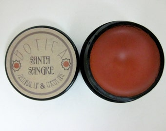 Santa Sangre -- Natural Lip & Cheek Tint -- Long-lasting, sheer pigment that is good for your skin!