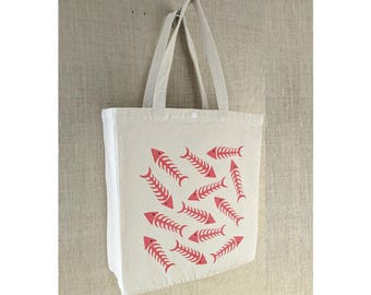Tote Bag, Reusable Shopping Bag, Canvas Bag, Eco Friendly Bag, Shopping Bag, Market Bag