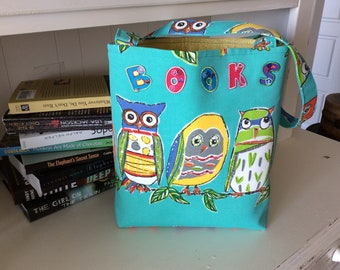 Owl Book Bag