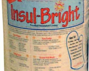 "Insul-Bright Batting from Warm Company - 22.5"" Wide"