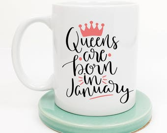 May Birthday Mug, Birthday Girl, Gift for Her, Girlfriend Birthday, Girl Birthday Queen, Gift for Women, Gifts under 20, Gift for Mom
