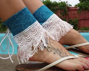 AubbieRoe Ankle Cuffs Beachy Ankle Cuffs