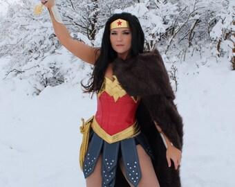 Wonder Woman WARRIOR Costume