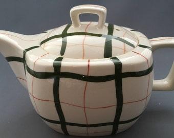 Midwinter Homeweave Green Large Teapot