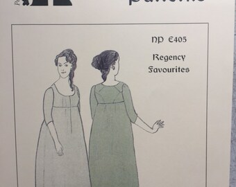 1800 Regency Gown Pattern