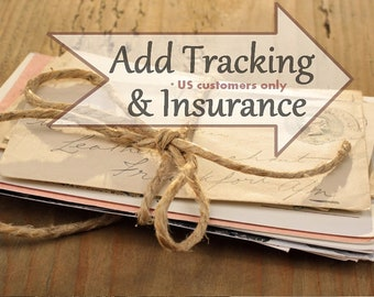 Add Tracking (US customers only)