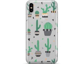 custodia iphone x cactus
