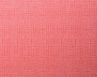 Weave in Red: Monaluna Organics - Havana Collection 1/2 Yard Cut