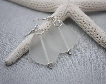 Sea Glass Earrings Seaglass Earrings Sea Glass Jewelry Beach Glass Earrings Beach Glass Jewelry Beach Jewelry Seaglass Jewelry Hawaii 80