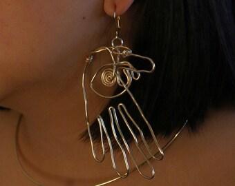Añjali Earrings