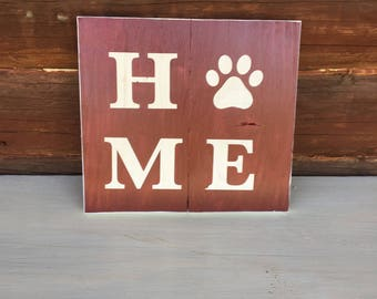 DOG LOVER DECOR//Dog Home Wood Sign//Pet Home Decor//