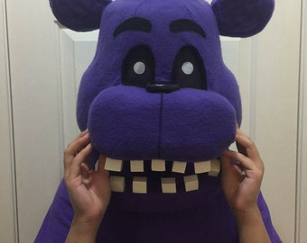 Shadow Freddy Mask from Five Nights at Freddy's