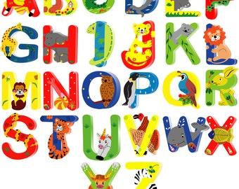 Alphabet letter | Etsy