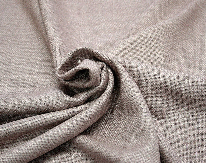 452021-natural Silk Rustic 100%, wide 135/140 cm, made in India, dry-washed, weight 312 gr