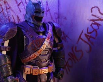 Jakks Pacific Custom Impostor Joker Batman Figure