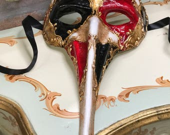Venetian Mask Tusks