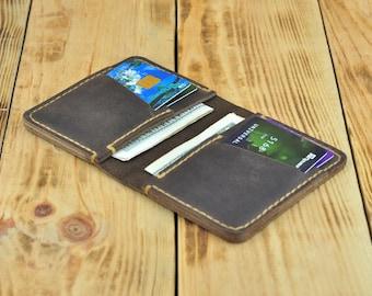 Card holder wallet, Card wallet, Credit card holder, Credit card wallet, Mens card holder, Credit card holder wallet, Card case wallet
