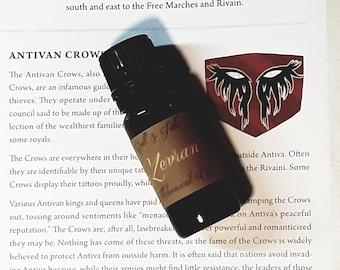 Zevran (DA:O) - Fragrance