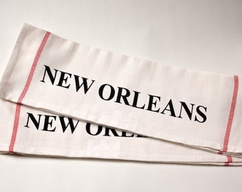 New Orleans - Kitchen Towel Set