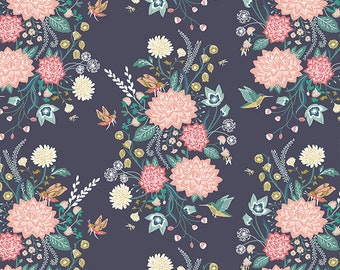 Organic cotton Crib sheets and Mini crib sheets including chicco lullago 4moms Bloom Baby Nuna Sena etc floral blue shell pink gold flowers