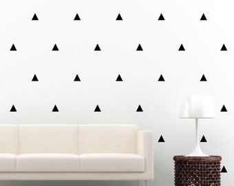 Triangle Wall decals | wall stickers | wall art