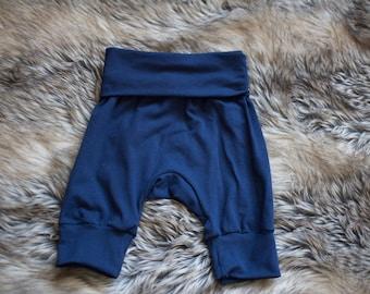Scalable shorts - jogger - harem pants - unisex