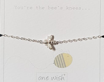 You're The Bee's Knees Bracelet