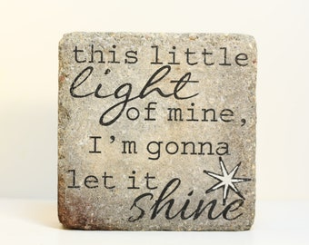 This Little Light Of Mine I M Gonna Let It Shine Instant