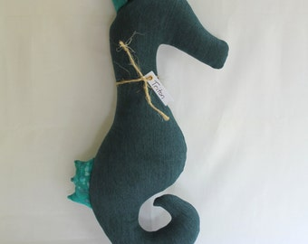 Stuffed Seahorse Friend Plush Toy