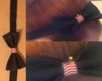 The American Flag (Fine) Headband