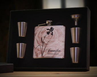 Flasks for Women, Gifts for Bridesmaids